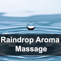 Raindrop Aroma Massage